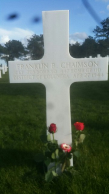 chaimson franklin r tombe