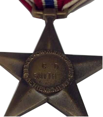 smith c d bronze  star