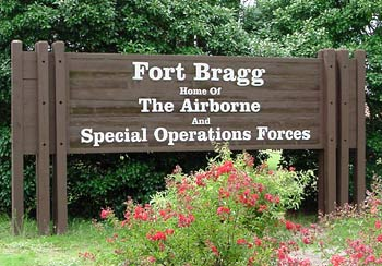 camp bragg