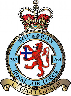 Royal Air Force 263squadron