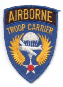 troopcarriercommand badge