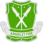 5 armored Distinctive Unit Insignia