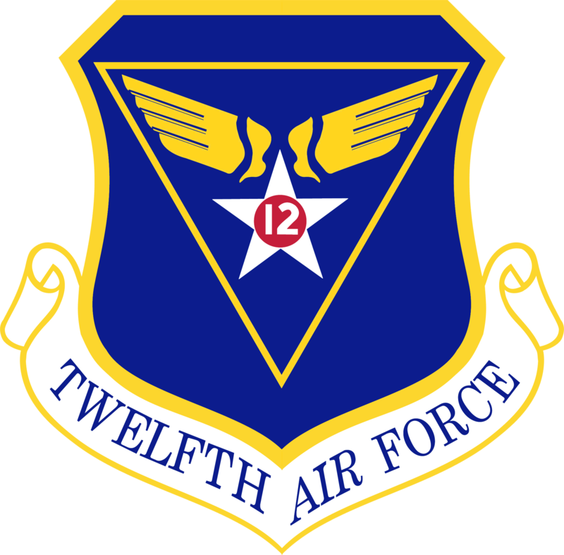 12 air force