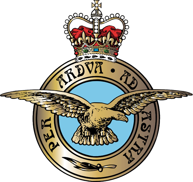 Royal Airforce Badge
