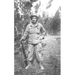 Vince après le siège de Bastogne